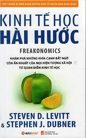 Ảnh bìa sách Kinh tế học hài hước