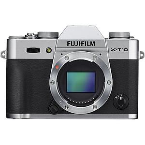 Máy ảnh Mirrorless Fujifilm X T10