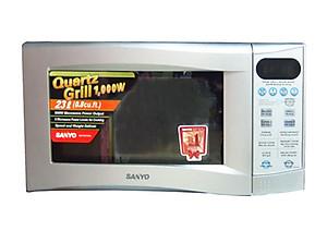 Lò vi sóng điện tử Sanyo EM G475AS 900W 23L