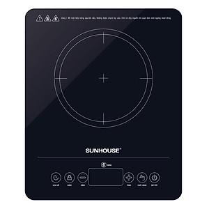 Bếp hồng ngoại cảm ứng Sunhouse SHD6016 CS 2000W