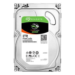 Ổ Cứng HDD Seagate FireCuda 2TB 8GB 3 5 ST2000DX002