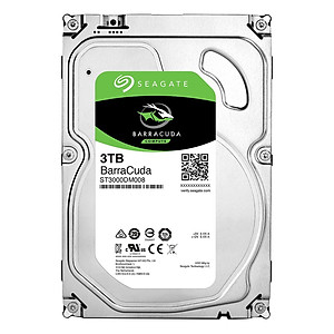 Ổ Cứng HDD Seagate BarraCuda 3TB 64MB 3 5 ST3000DM008