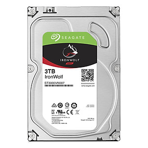 Ổ Cứng HDD Seagate IronWolf 3TB 64MB 3 5 ST3000VN007