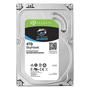 Ổ Cứng HDD Video Seagate SkyHawk 4TB 64MB 3 5 ST4000VX007