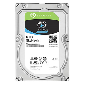 Ổ Cứng HDD Video Seagate SkyHawk 6TB 128MB 3 5 ST6000VX0023