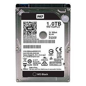 Ổ Cứng HDD Laptop WD Black 1TB 16MB 7200 2 5 9 5mm WD10JPLX
