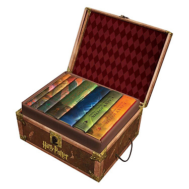 Harry Potter - Boxed Set: Books 1-7