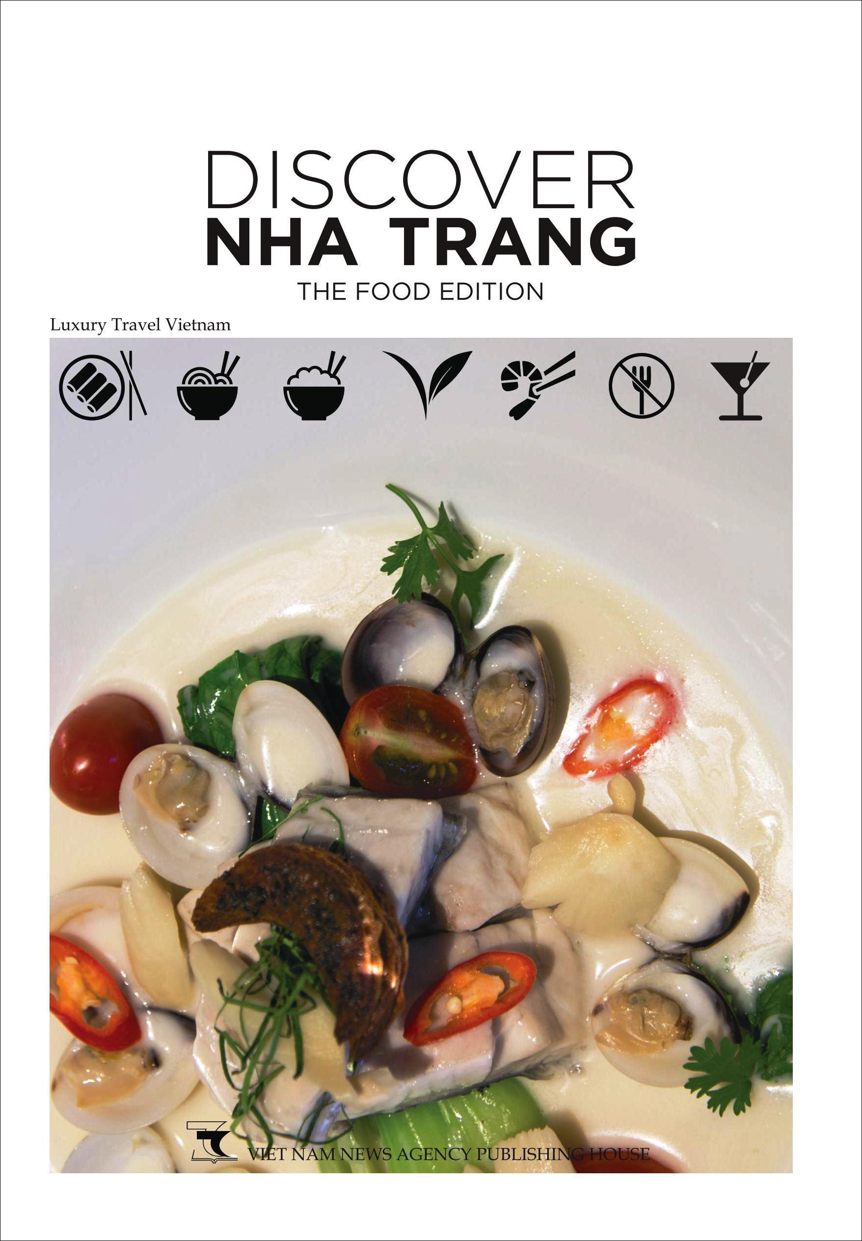 Khuyên đọc sách Discover Nha Trang - The Food Edition