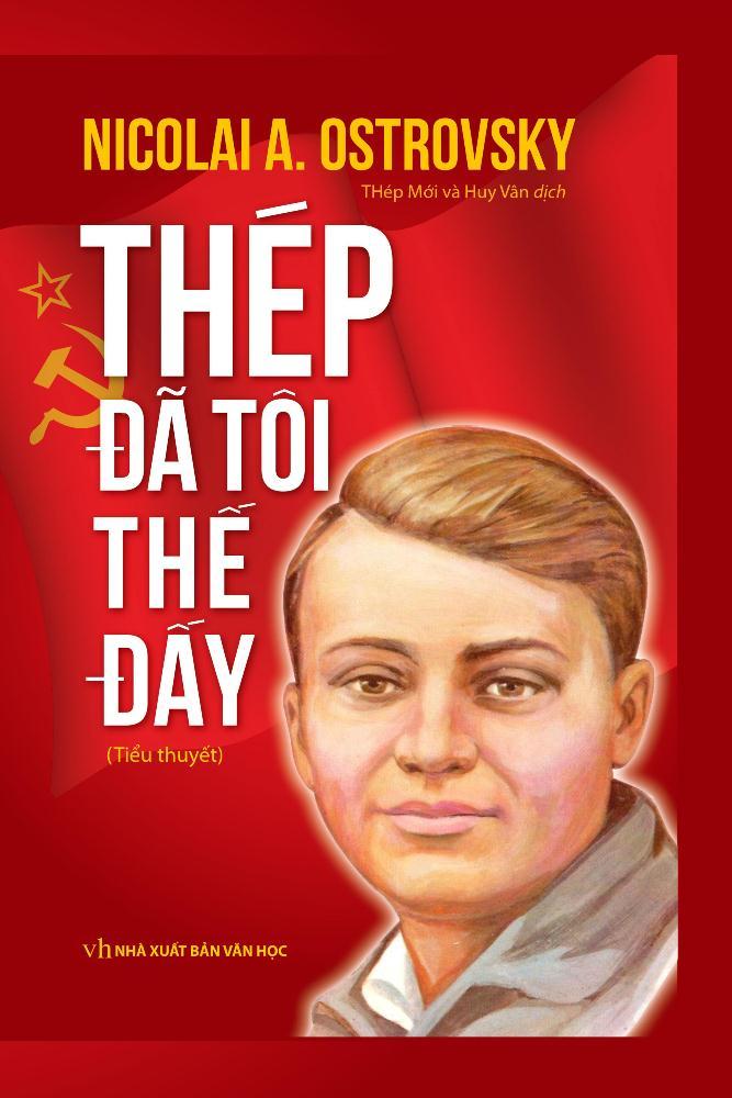 Bìa sách Thép Đã Tôi Thế Đấy (Trí Việt)