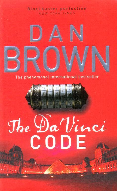 Review sách The Da Vinci Code: (Robert Langdon Book 2)