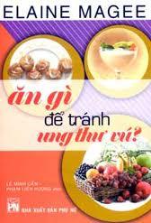 Review sách Ăn Gì Để Tránh Ung Thư Vú?