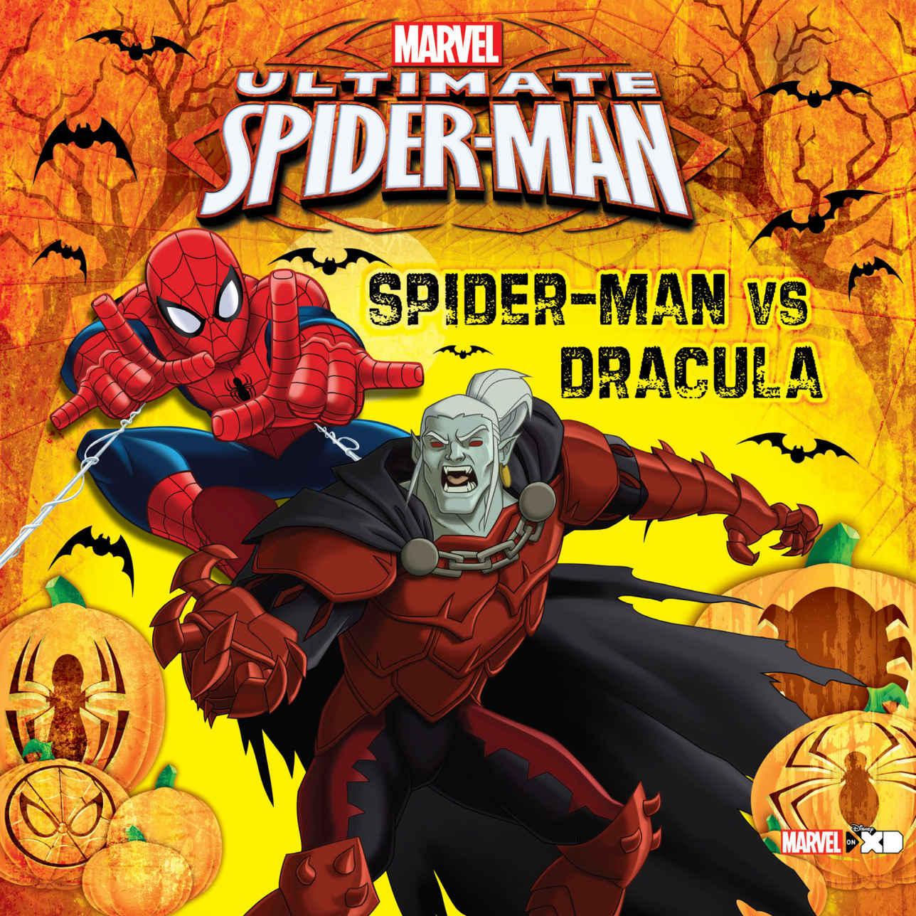 Bìa sách Ultimate Spider-Man: Spider-Man Vs Dracula