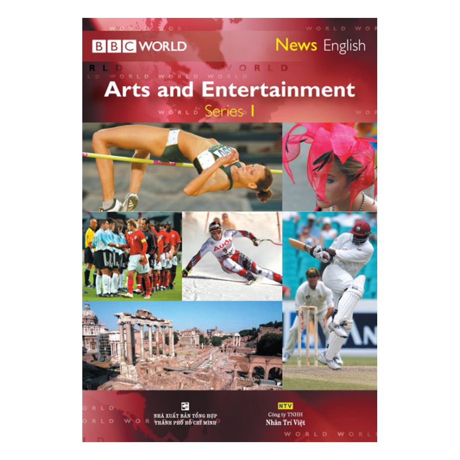 Art And Entertainment Series 1 (CD + DVD)