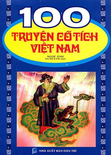 Bìa sách 100 Truyện Cổ Tích Việt Nam (Tái Bản)