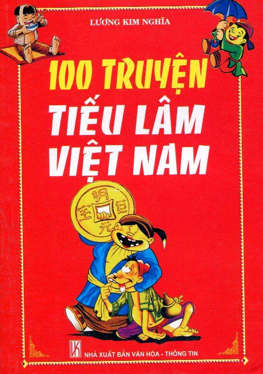 Bìa sách 100 Truyện Tiếu Lâm Việt Nam