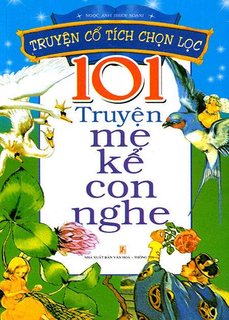 Bìa sách 101 Truyện Mẹ Kể Con Nghe