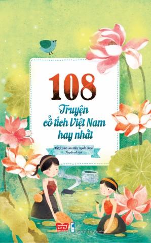 Bìa sách 108 Truyện Cổ Tích Việt Nam Hay Nhất (Tái Bản) -  Đinh Tị