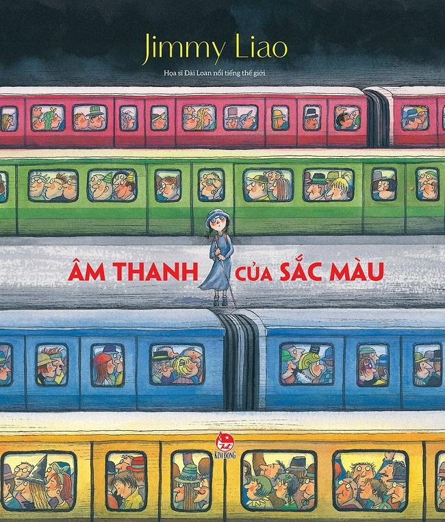 Bìa sách Âm Thanh Của Sắc Màu