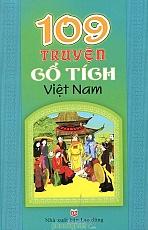 Bìa sách 109 Truyện Cổ Tích Việt Nam