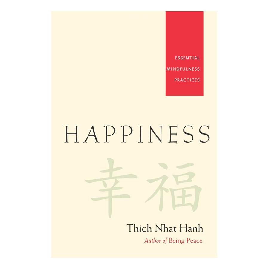 Bìa sách Happiness: Essential Mindfulness Practices