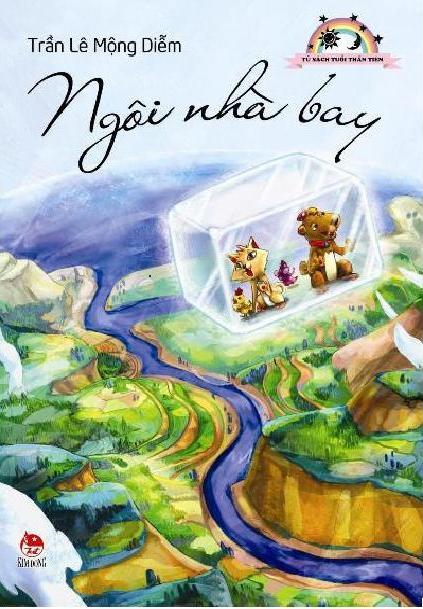Bìa sách Tủ Sách Tuổi Thần Tiên - Ngôi Nhà Bay