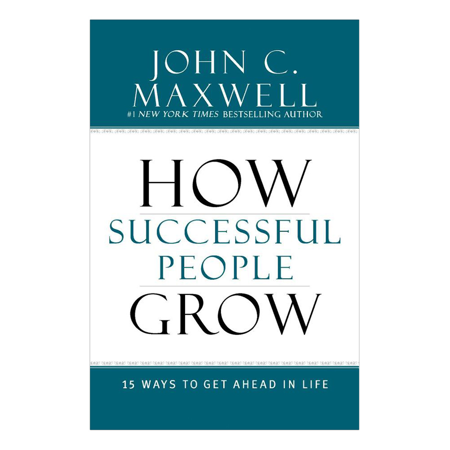 Bìa sách How Successful People Grow