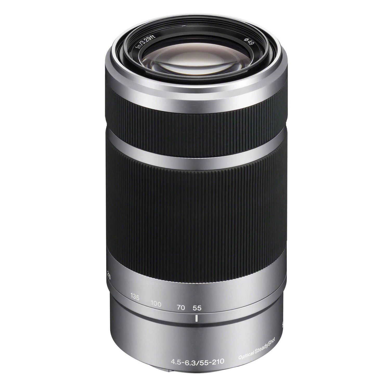 Lens Sony SEL 55-210mm F4.5-6.3 OSS (Chính Hãng)