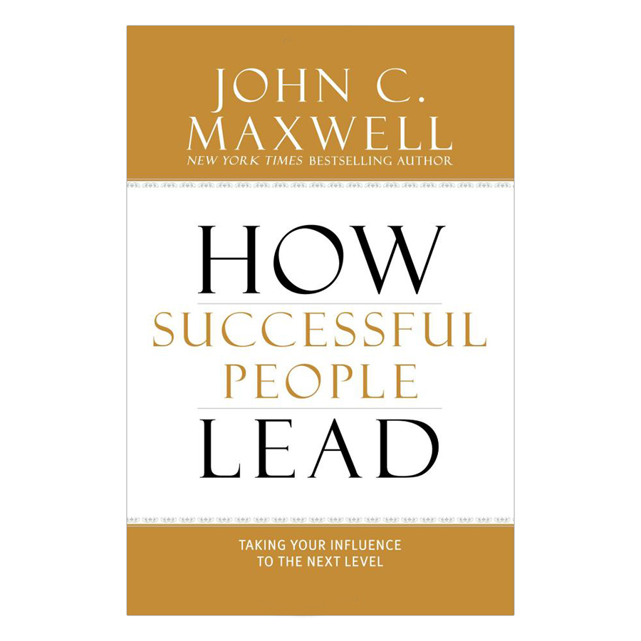 Bìa sách How Successful People Lead