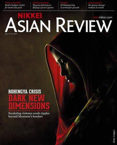 Khuyên đọc sách Nikkei Asian Review: Rohingya Crisis Dark New Dimensions - 57
