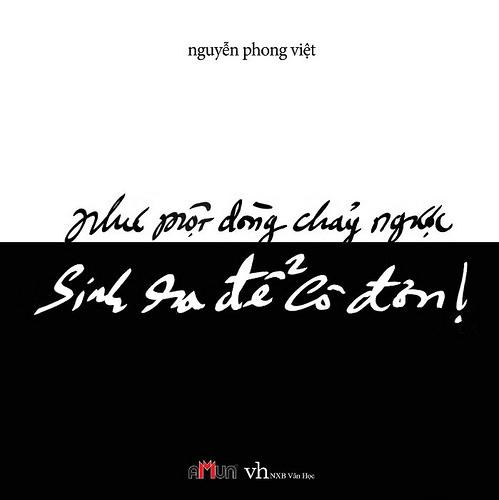 Bìa sách Tập Thơ: Sinh Ra Để Cô Đơn