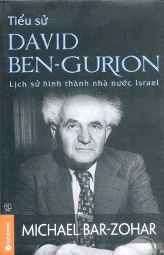 Bìa sách Tiểu Sử David Ben-Gurion