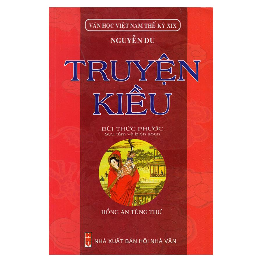 Bìa sách Truyện Kiều (Văn Học Việt Nam Thế Kỷ XIX)