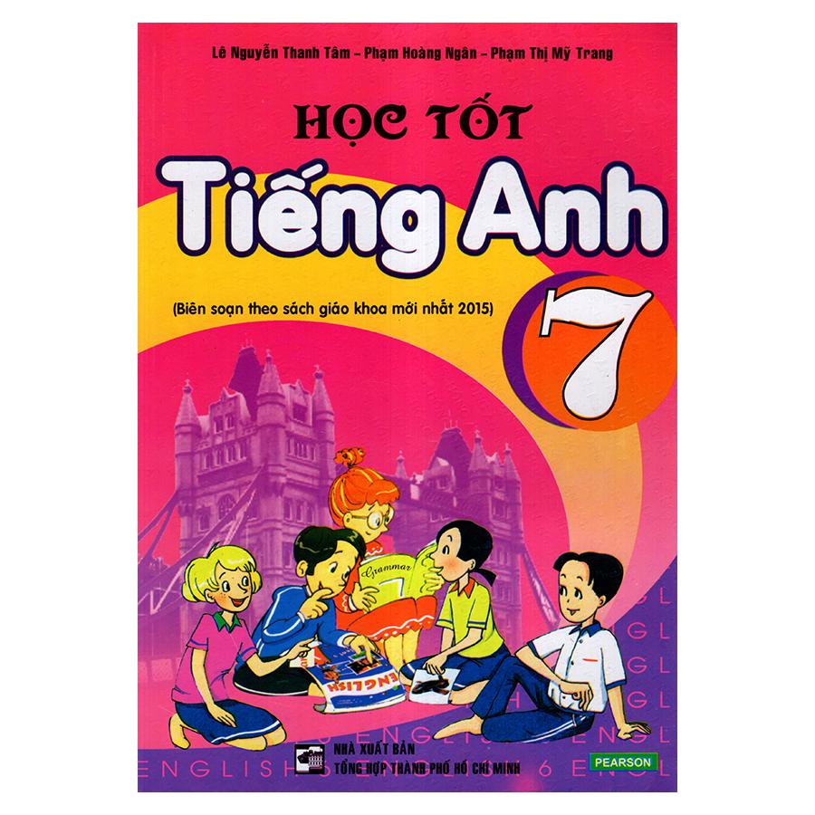 Bìa sách Học Tốt Tiếng Anh 7