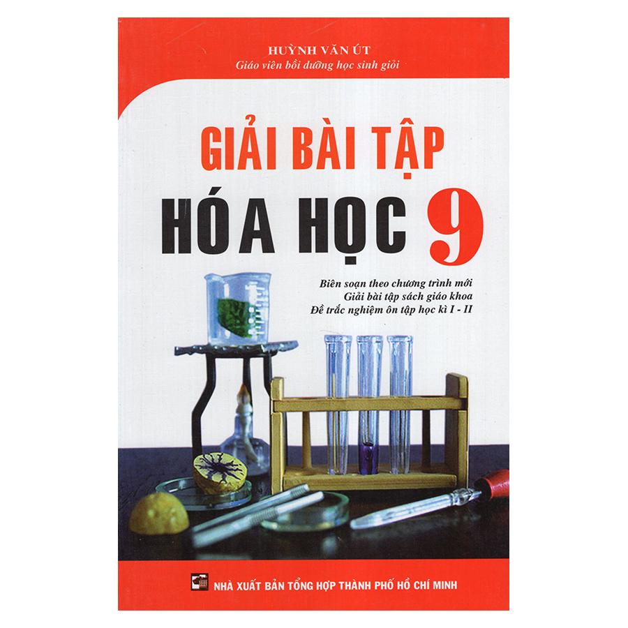 Bìa sách Giải Bài Tập Hóa Học 9