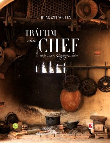 Bìa sách Trái Tim Của Chef