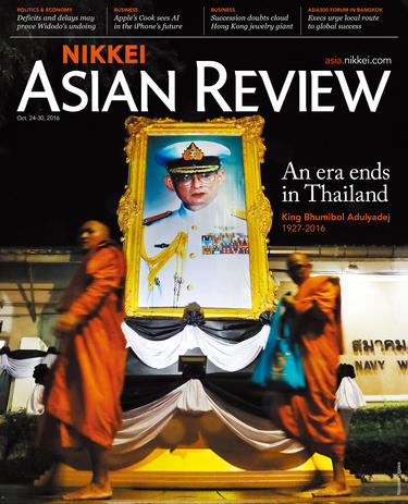 Khuyên đọc sách Nikkei Asian Review: An Era Ends In Thailand - 42