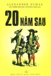 Bìa sách 20 Năm Sau
