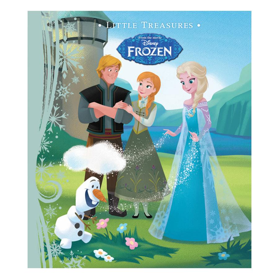 Bìa sách Disney Little Treasures - Frozen