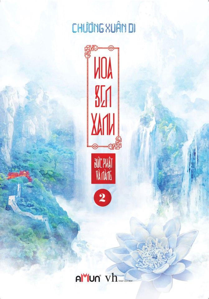 Bìa sách Đức Phật Và Nàng: Hoa Sen Xanh - Tập 2