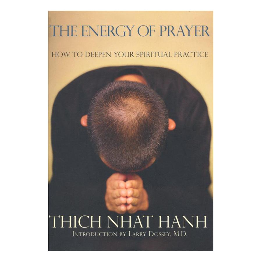 Bìa sách The Energy Of Prayer