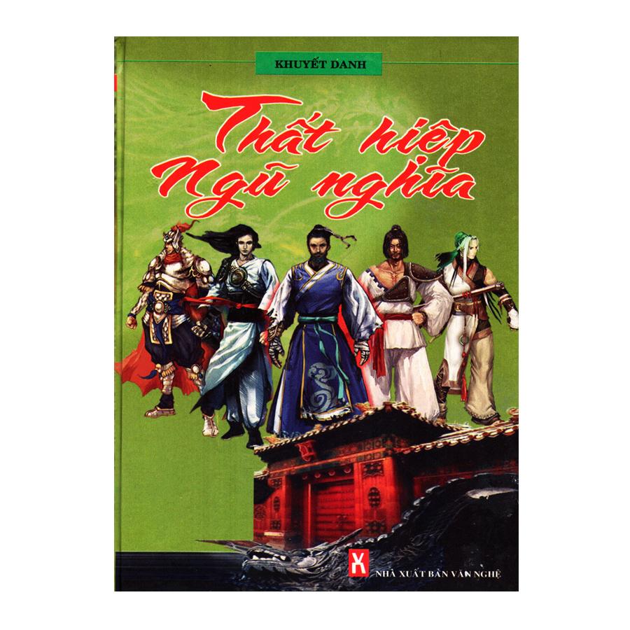 Bìa sách Thất Hiệp Ngũ Nghĩa