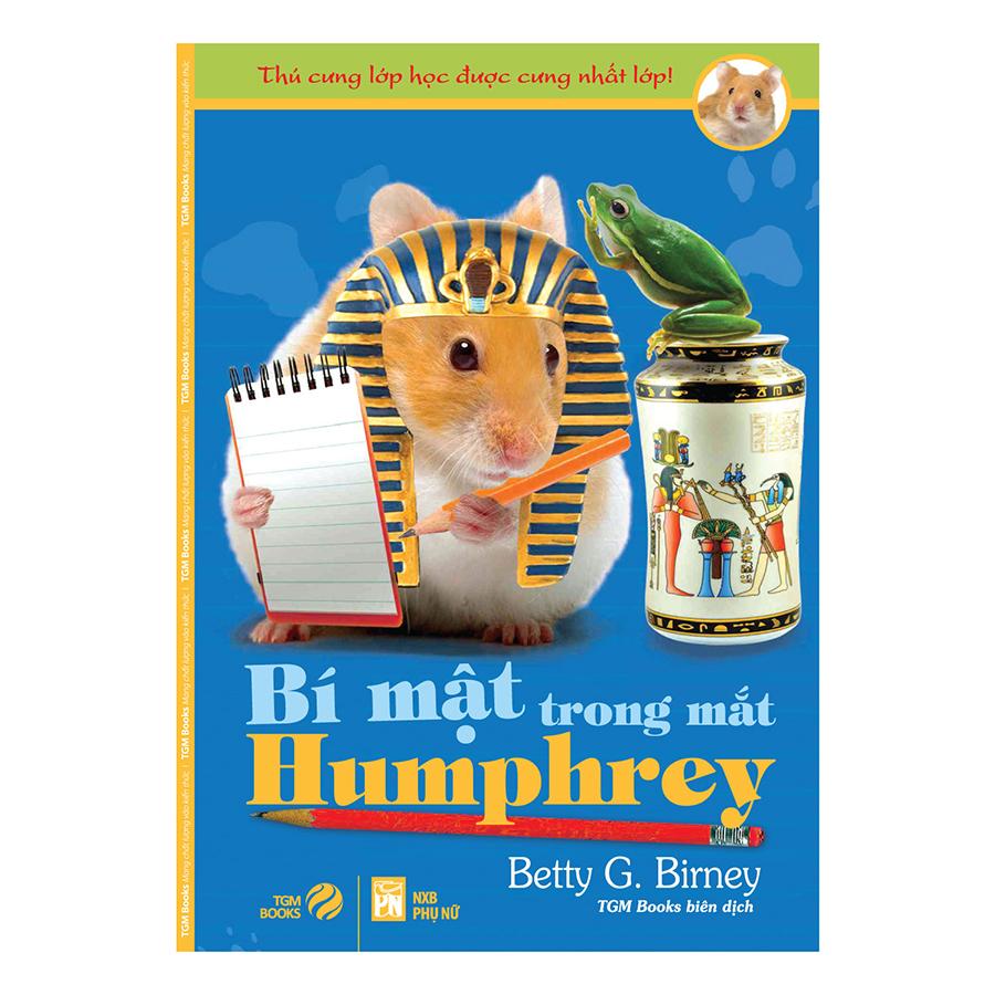 Thú Cưng Lớp Học Được Cưng Nhất Lớp – Bí Mật Trong Mắt Humphrey