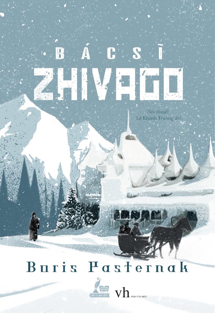Bìa sách Bác Sĩ Zhivago (Đinh Tị)