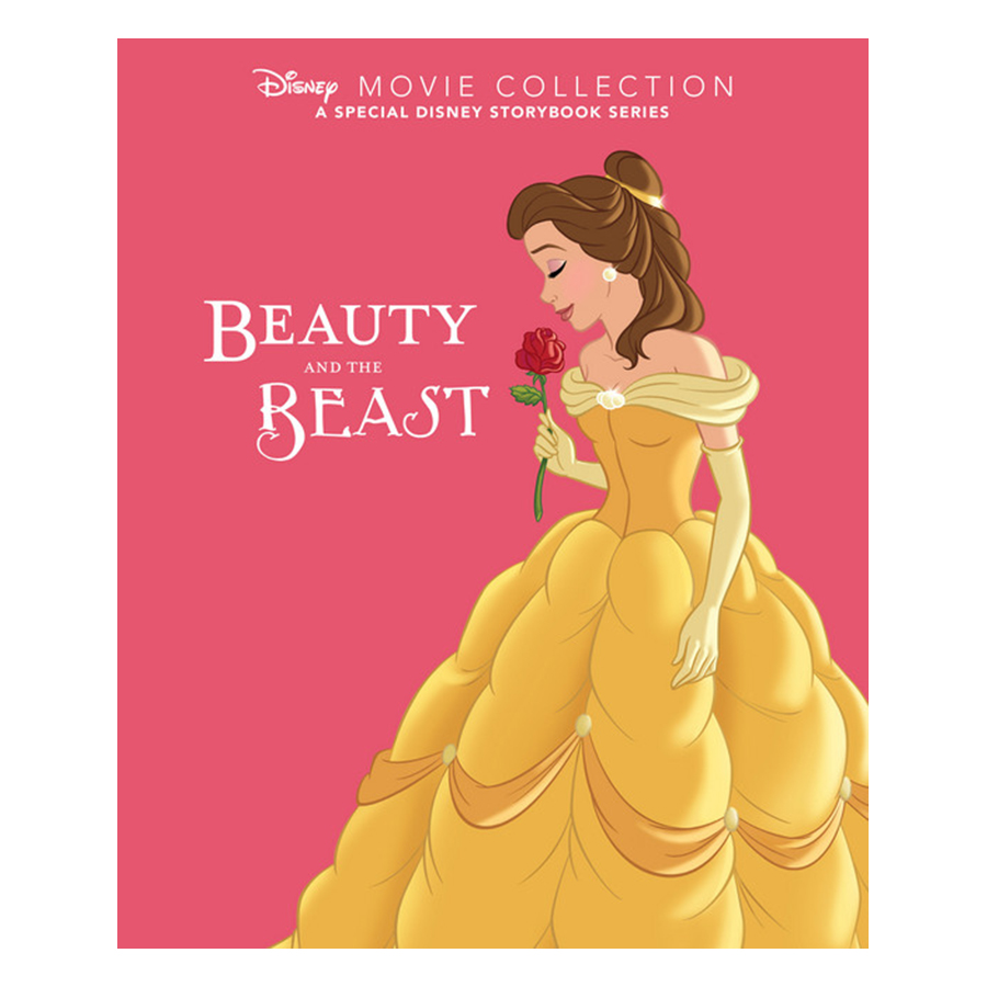 Bìa sách Disney Movie Collection: Beauty And The Beast - A Special Disney Storybook Series