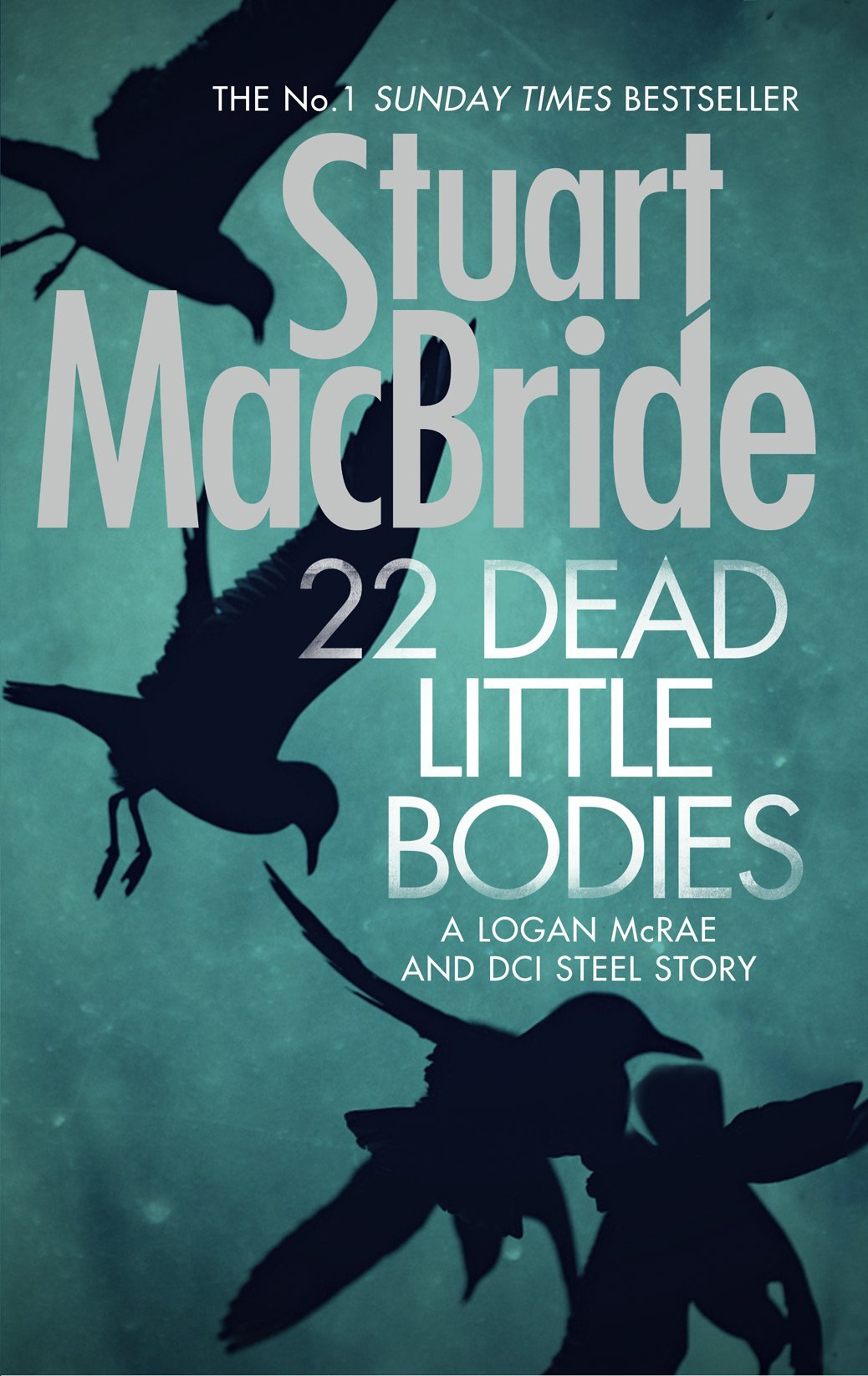 Bìa sách 22 Dead Little Bodies ( A Logan And Steel Short Novel) [Not-US]