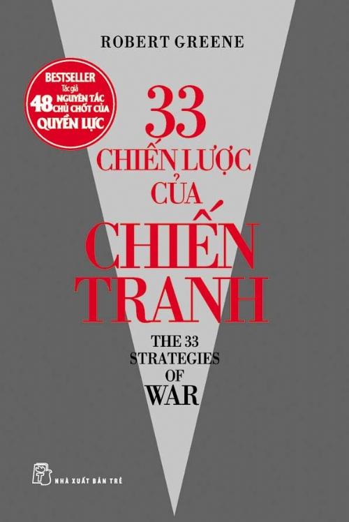 Bìa sách 33 Chiến Lược Của Chiến Tranh