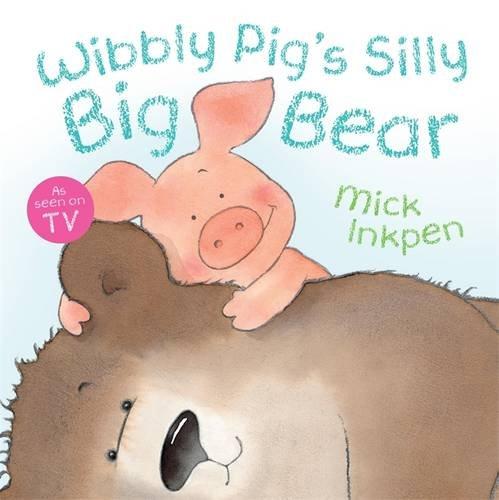 Bìa sách Wibbly Pig