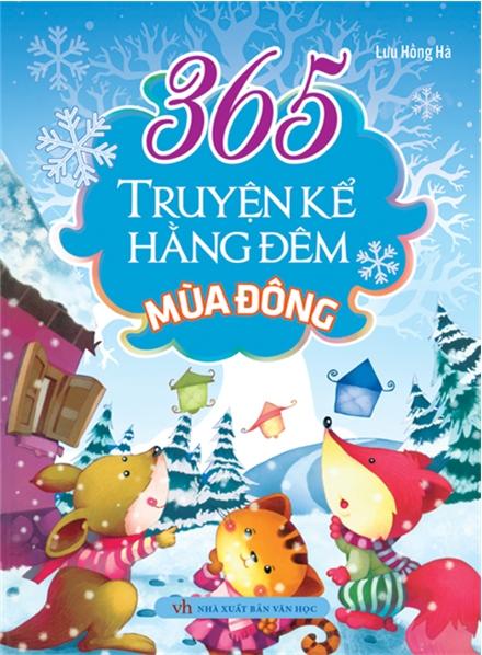 Bìa sách 365 Truyện Kể Hàng Đêm - Mùa Đông