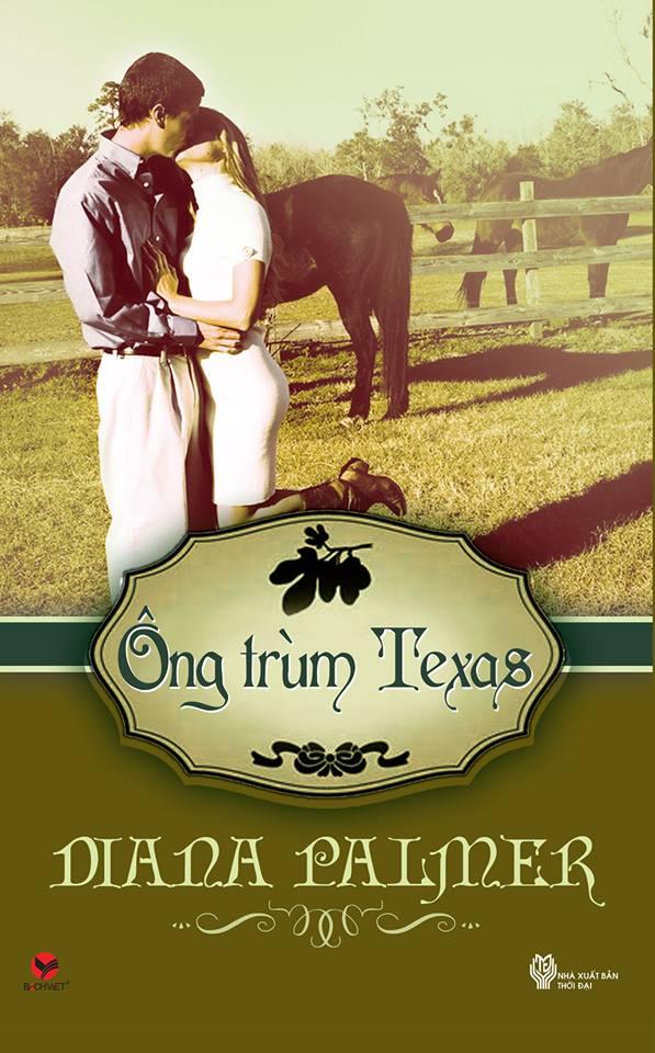 Bìa sách Ông Trùm Texas