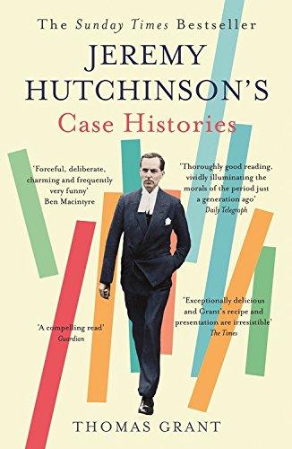 Bìa sách Jeremy Hutchinson